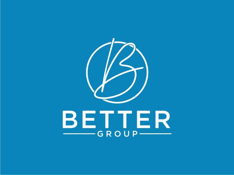 Better Group logo design by sheila valencia