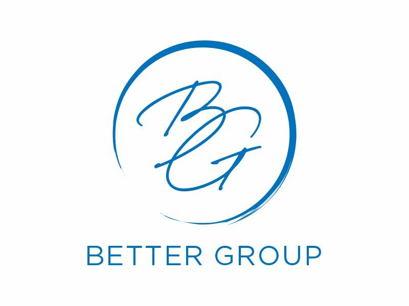 Better Group logo design by zonpipo1