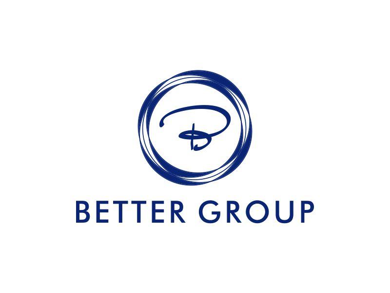 Better Group logo design by MUNAROH