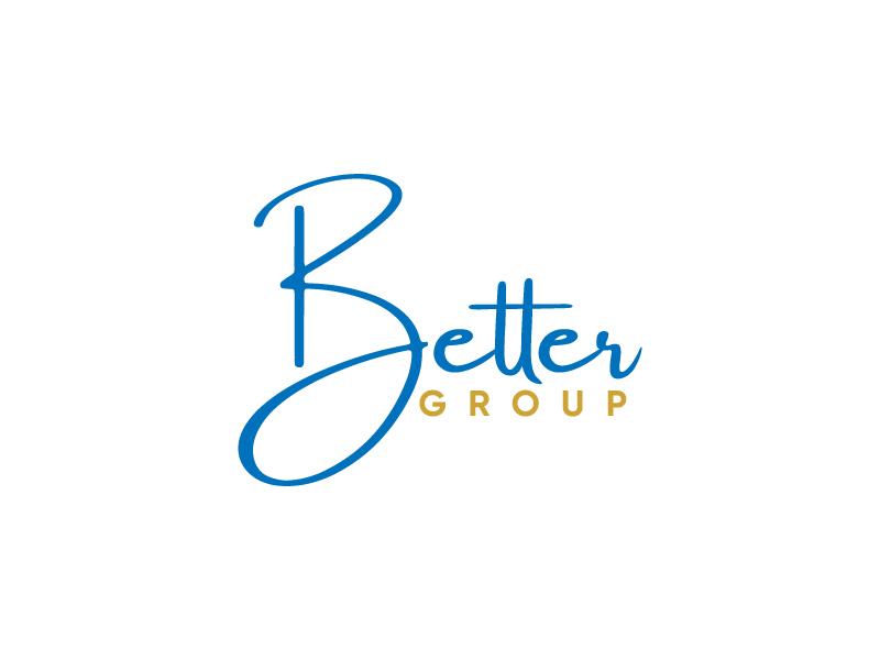 Better Group logo design by Erasedink
