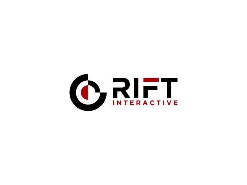 RIFT Interactive logo design by rian38