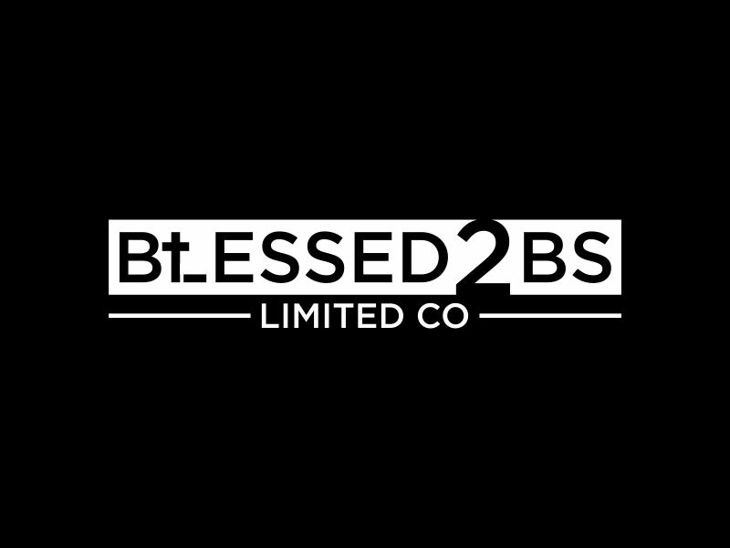 Blessed2bs Limited Co. logo design by hopee