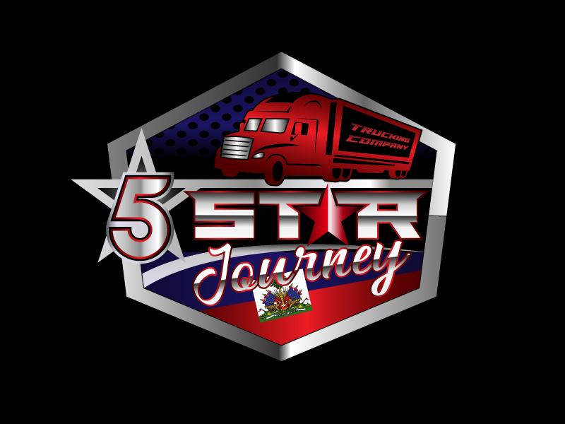 5 Star Journey logo design by Vu Acim