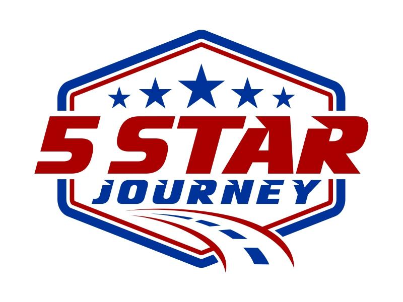 5 Star Journey logo design by cintoko