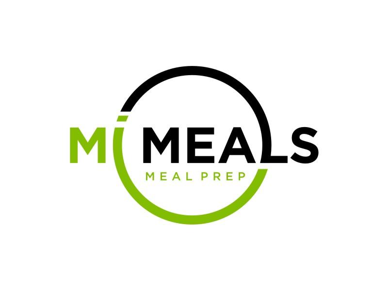 MI MEALS logo design by sheila valencia