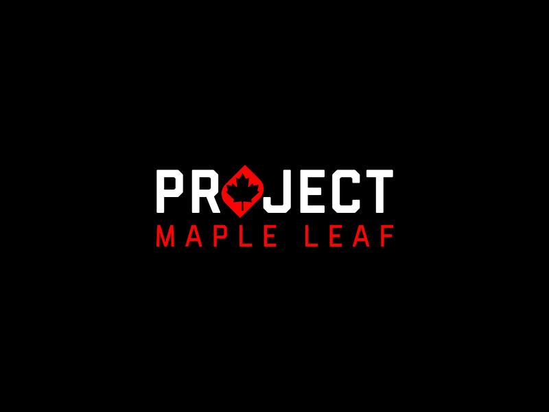 Project Maple Leaf logo design by keylogo