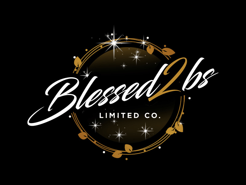 Blessed2bs Limited Co. logo design by Bananalicious