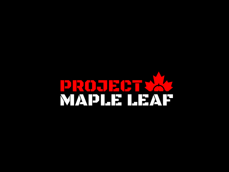 Project Maple Leaf logo design by scriotx