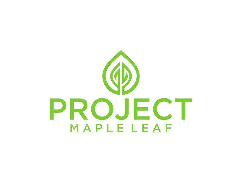 Project Maple Leaf logo design by bebekkwek