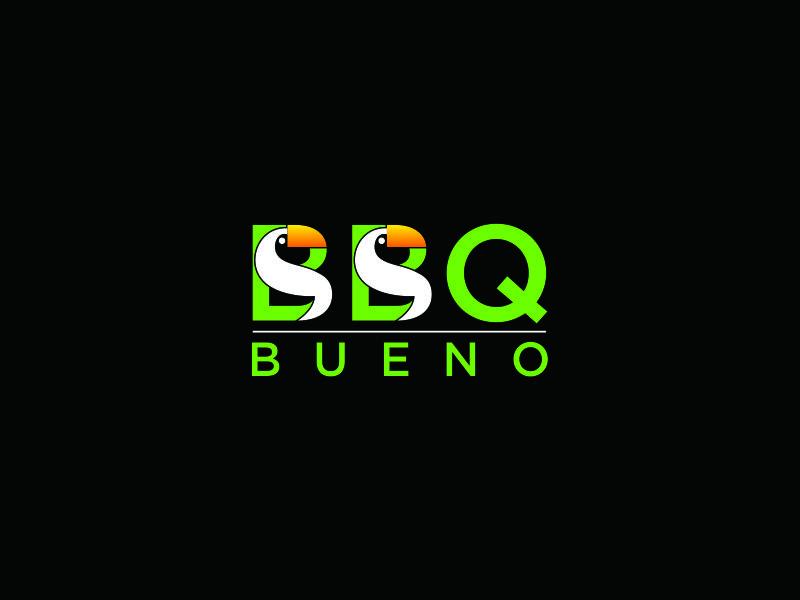 BBQ Bueno logo design by azizah