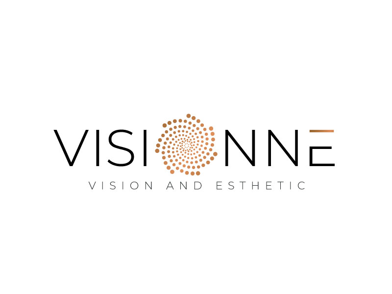 VISIONNE logo design by REDCROW