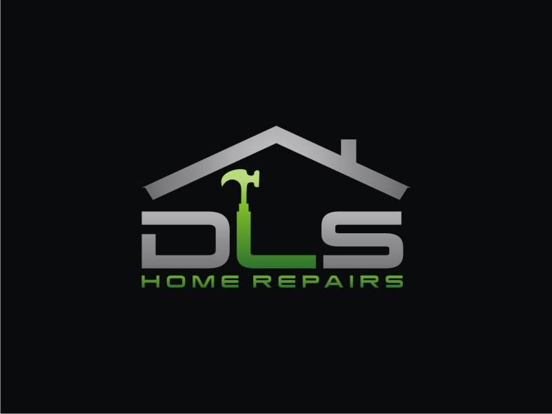 DLS Home Repairs Inc. logo design by Arto moro