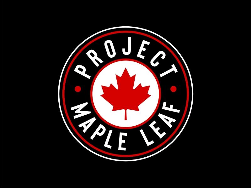 Project Maple Leaf logo design by GemahRipah
