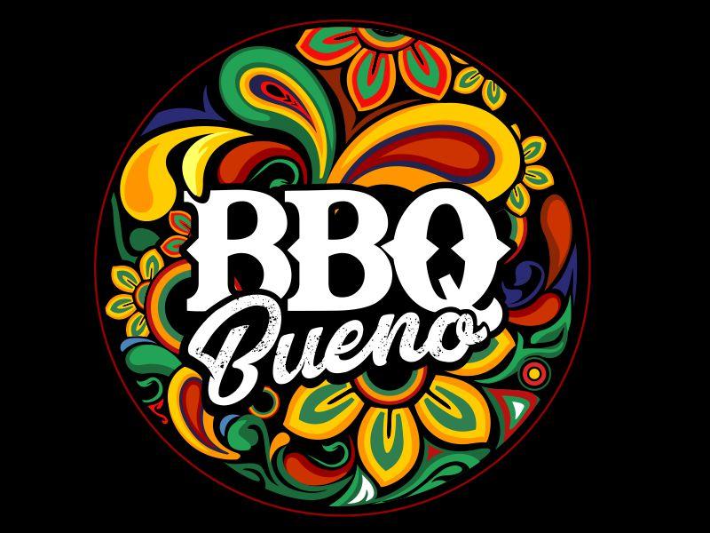 BBQ Bueno logo design by veron