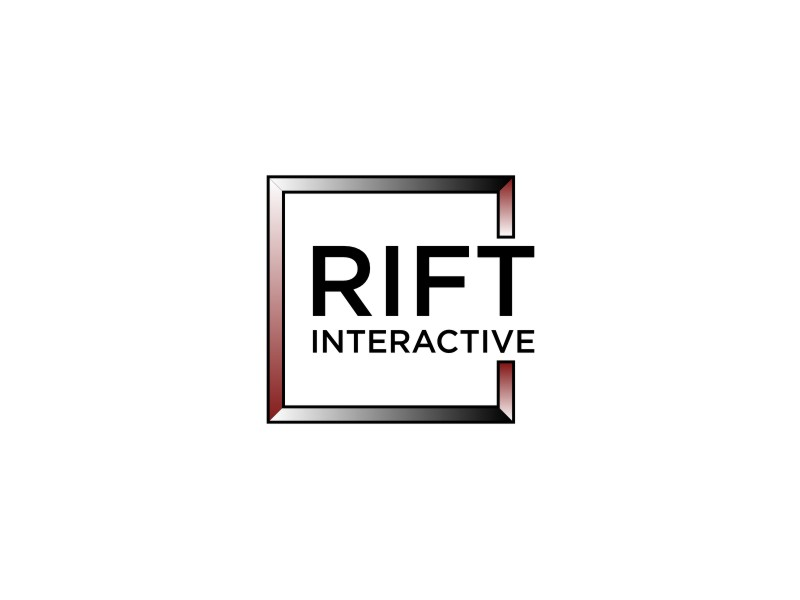 RIFT Interactive logo design by Diponegoro_
