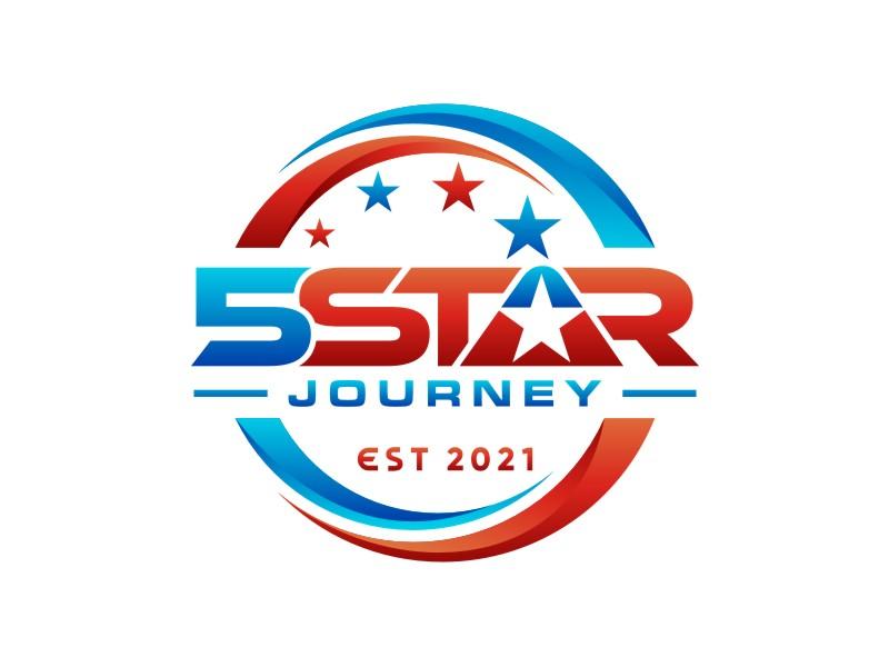 5 Star Journey logo design by Arto moro