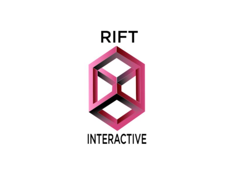 RIFT Interactive logo design by azizah