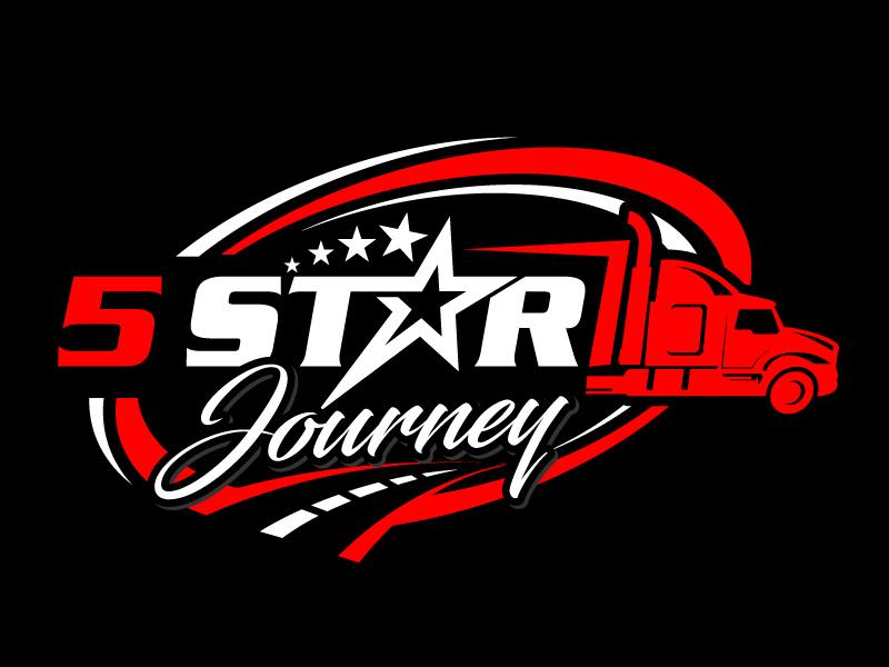 5 Star Journey logo design by jaize