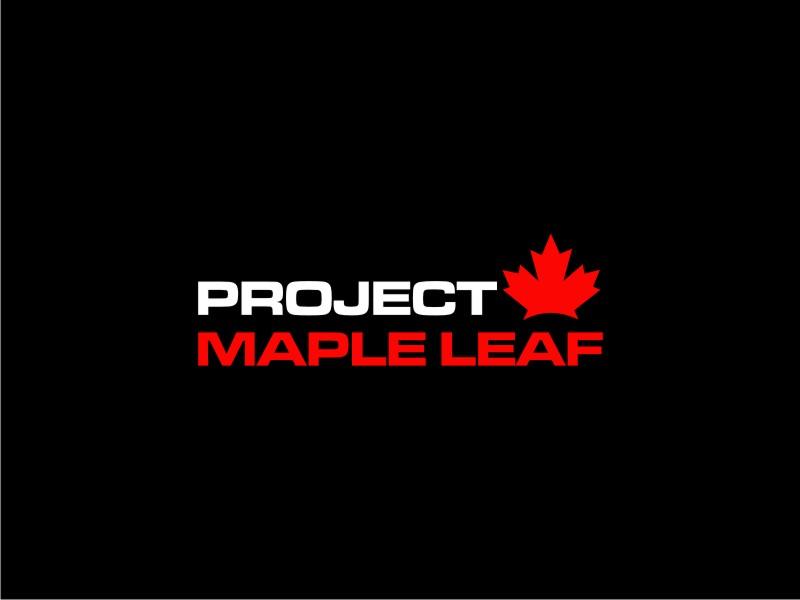 Project Maple Leaf logo design by Adundas