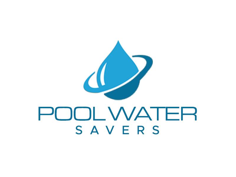 Pool Water Savers logo design by kunejo