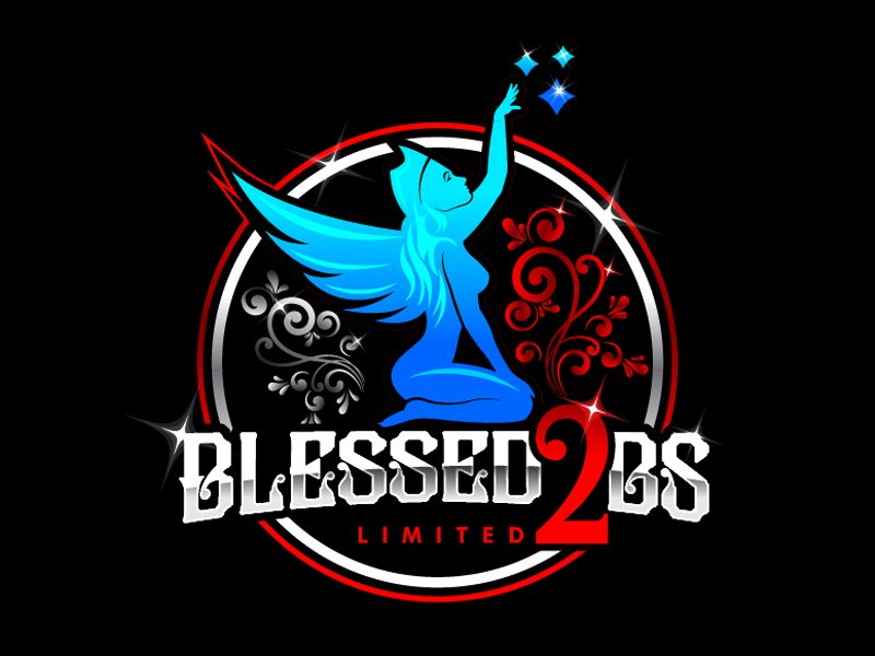 Blessed2bs Limited Co. logo design by DreamLogoDesign