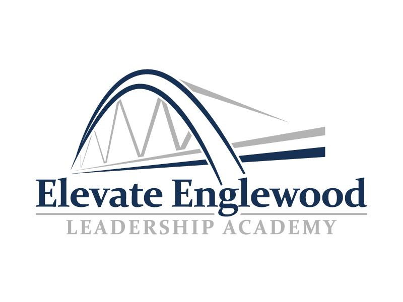 Elevate Englewood Leadership Academy Logo Design