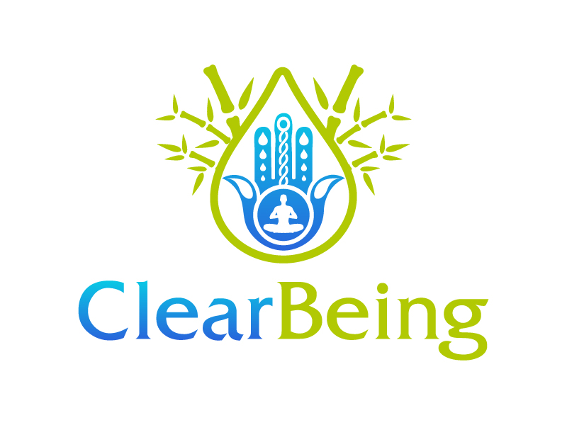ClearBeing logo design by Kirito