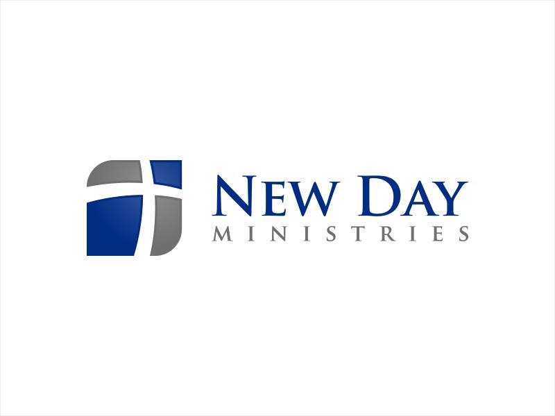New Day Ministries logo design by lexipej