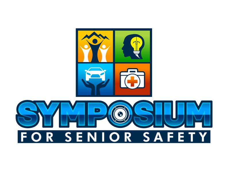 Symposium for Senior Safety Logo Design