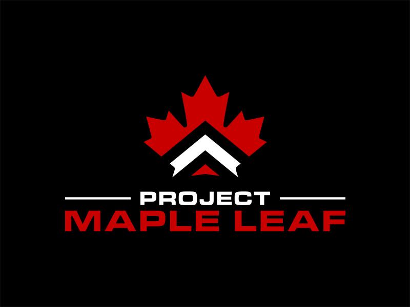 Project Maple Leaf logo design by lexipej