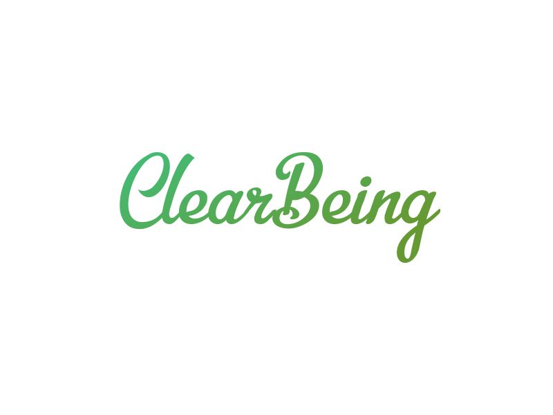 ClearBeing logo design by Gwerth