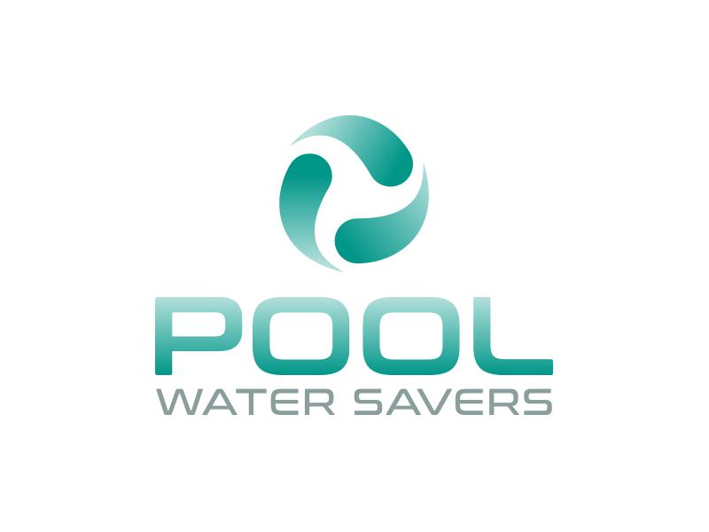 Pool Water Savers logo design by keylogo