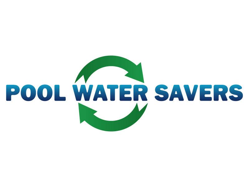 Pool Water Savers logo design by Htz_Creative