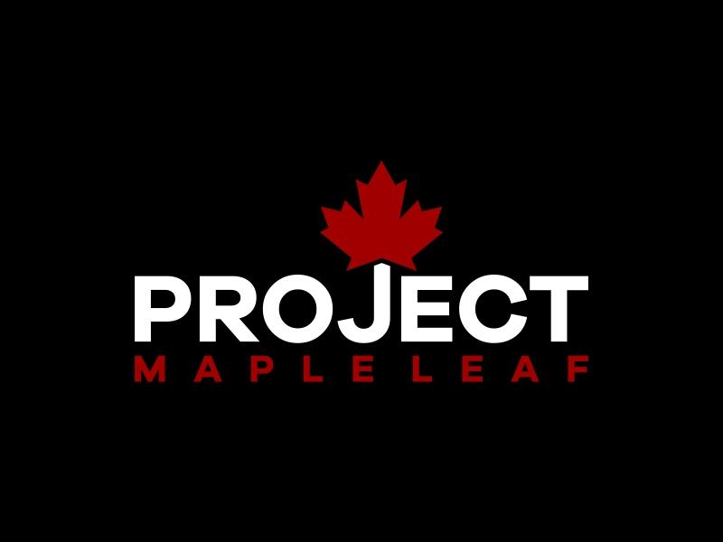 Project Maple Leaf logo design by luckyprasetyo