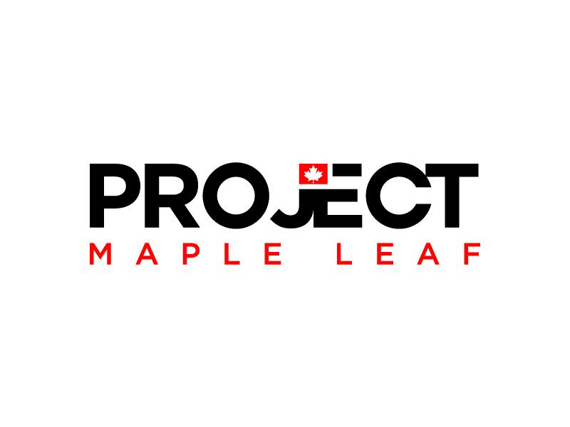 Project Maple Leaf logo design by wongndeso