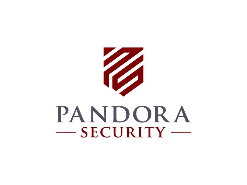 Pandora Security logo design by asani