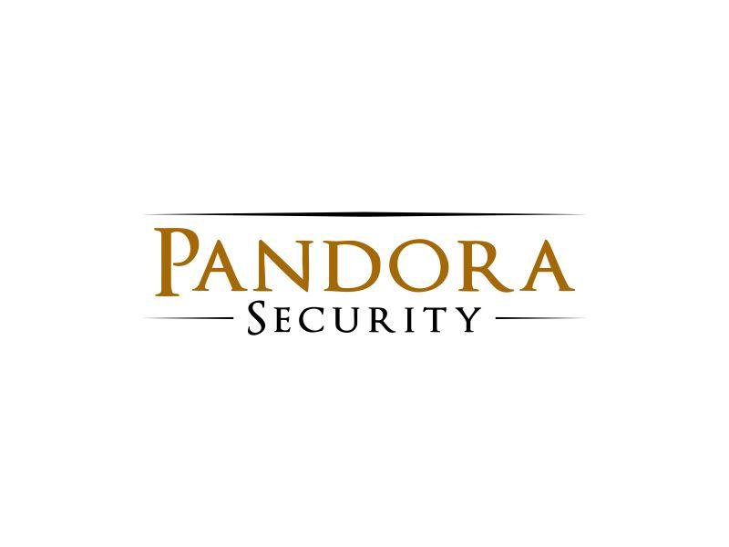 Pandora Security logo design by bismillah