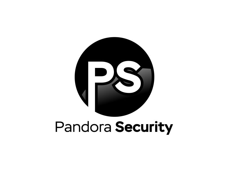 Pandora Security logo design by Gwerth