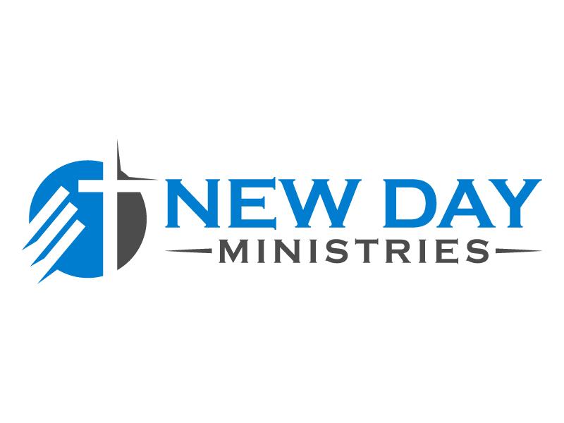 New Day Ministries logo design by karjen