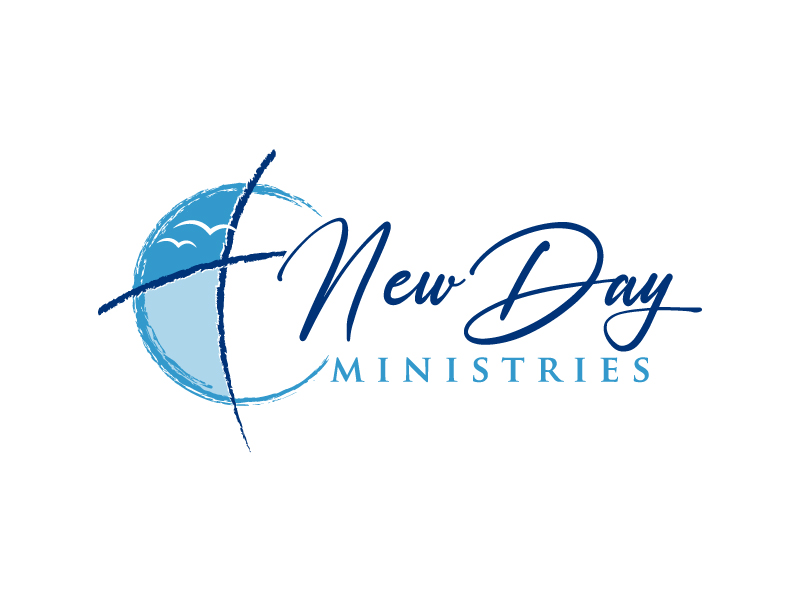 New Day Ministries logo design by Kirito