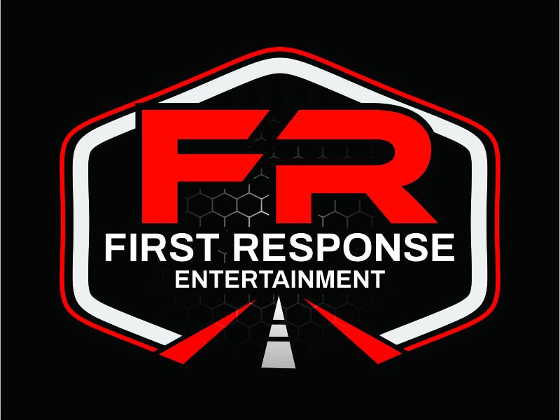 "First Response Entertainment ""Got Booths?"" logo design by Greenlight"