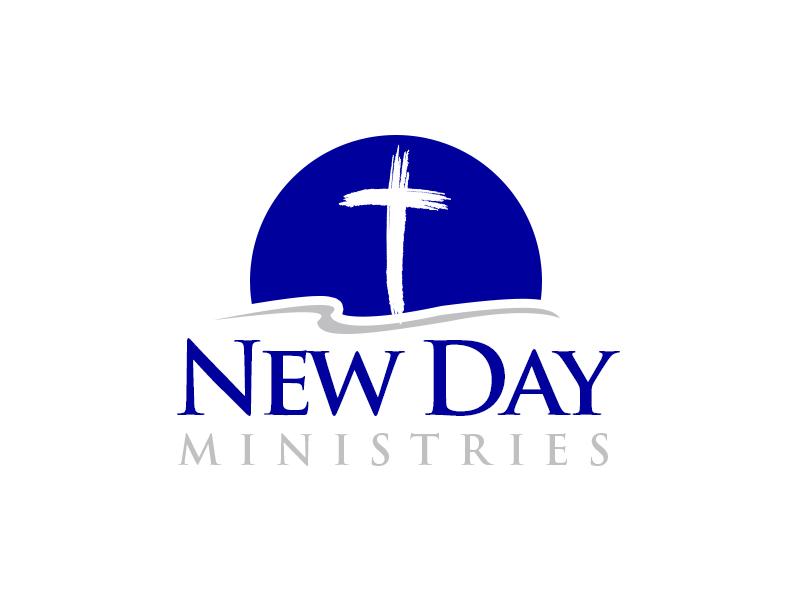 New Day Ministries logo design by kunejo
