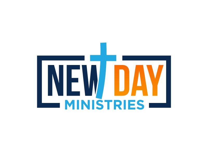 New Day Ministries logo design by Erasedink