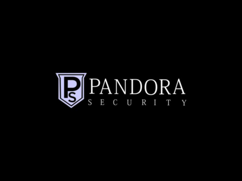Pandora Security logo design by azizah