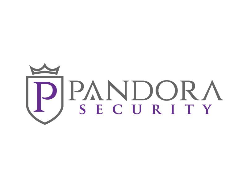 Pandora Security logo design by jaize