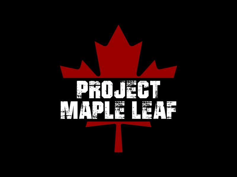 Project Maple Leaf logo design by Kruger