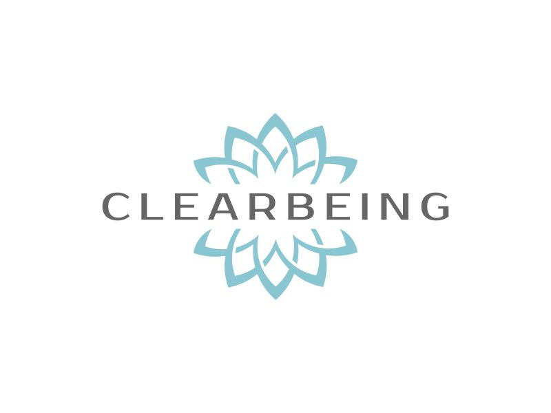 ClearBeing logo design by Kanya