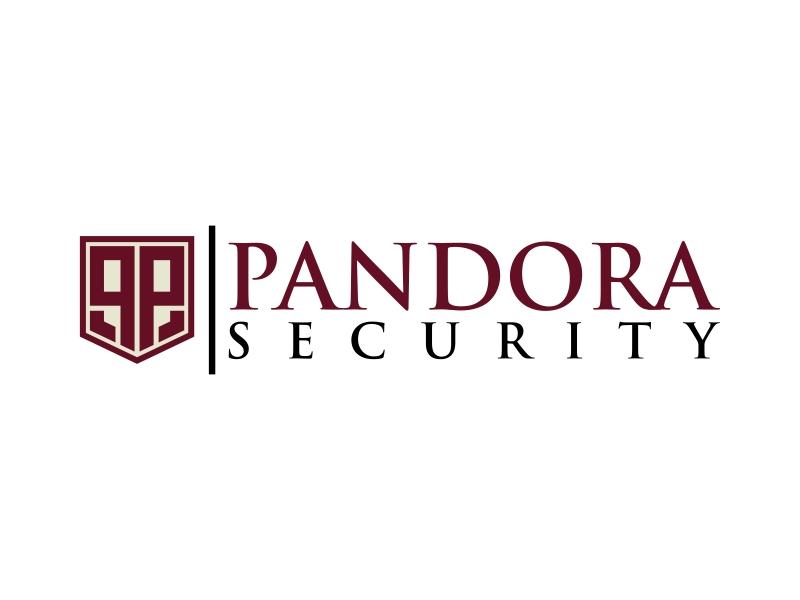Pandora Security logo design by Kruger