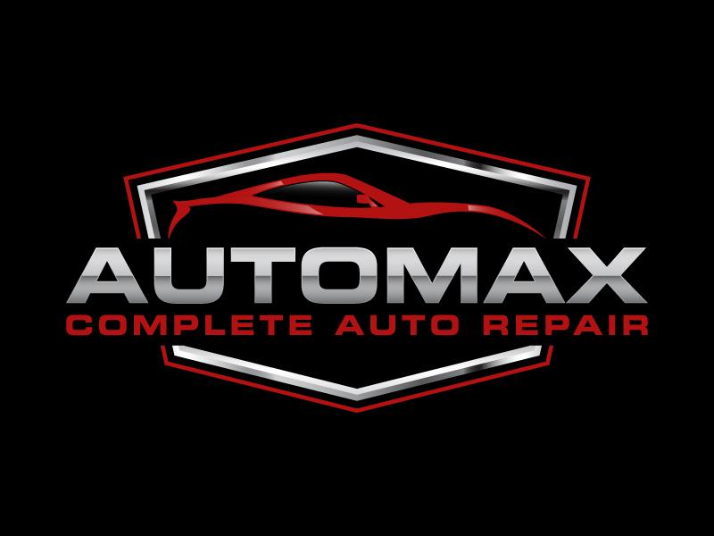 AutoMax logo design by Kirito