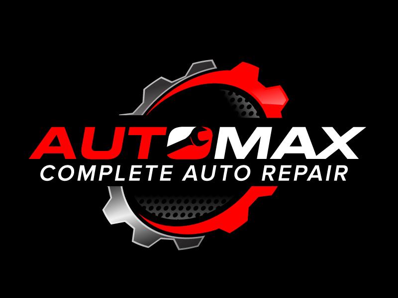 AutoMax logo design by jaize